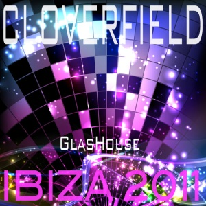 CD Cover Single Glashouse IBIZA 2011
