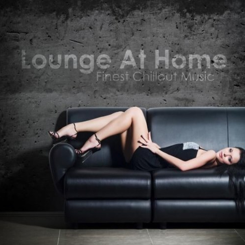 Lounge at home CD cover