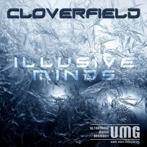 Cloverfield Illusive Minds CD Cover