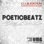 PoeticBeatz BREATHING CLUB EDIT Cover Kopie