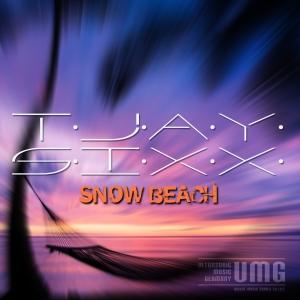 Snow Beach by T-Jay Sixx CD Artwork