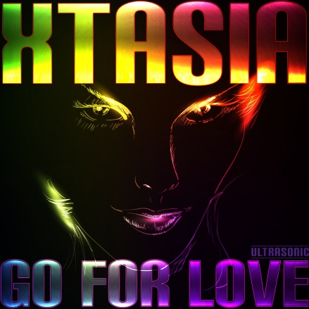 XTASIA Cover Artwork GoForLove